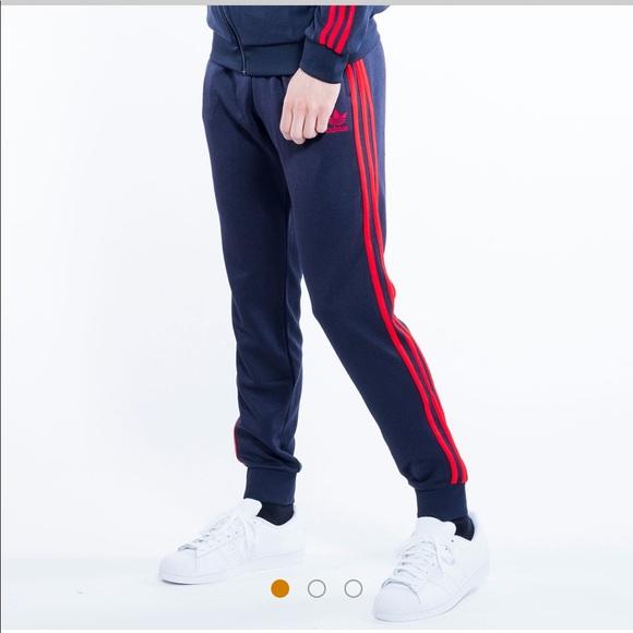 e799a945a74 ADIDAS Originals SUPERSTAR Joggers TRACK Pants